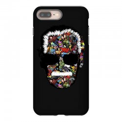 Stan Lee Man Many Face iPhone 8 Plus Case | Artistshot