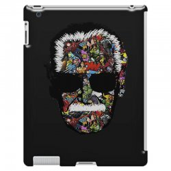 Stan Lee Man Many Face iPad 3 and 4 Case | Artistshot