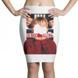 home alone Pencil Skirts | Artistshot