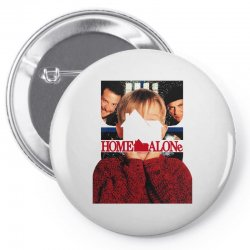home alone Pin-back button | Artistshot