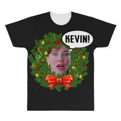 home alone mama kevin All Over Men's T-shirt | Artistshot