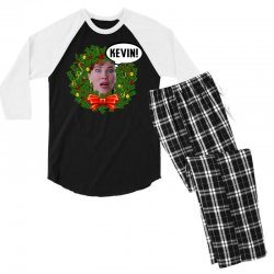 home alone mama kevin Men's 3/4 Sleeve Pajama Set | Artistshot