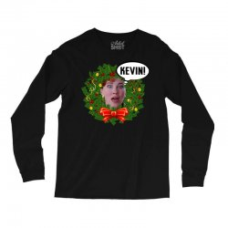 home alone mama kevin Long Sleeve Shirts | Artistshot