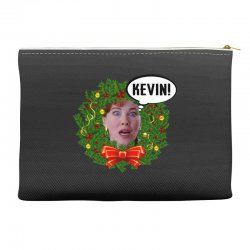 home alone mama kevin Accessory Pouches | Artistshot