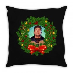 christmas vacation clark griswold Throw Pillow | Artistshot
