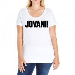 jovani for light Ladies Curvy T-Shirt | Artistshot