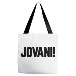 jovani for light Tote Bags | Artistshot