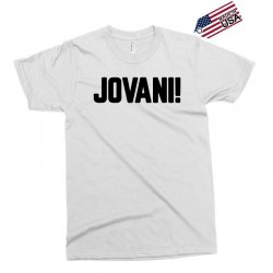 jovani for light Exclusive T-shirt | Artistshot