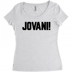 jovani for light Women's Triblend Scoop T-shirt | Artistshot