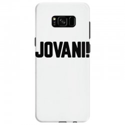 jovani for light Samsung Galaxy S8 Case | Artistshot
