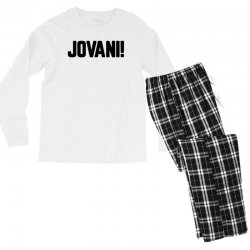 jovani for light Men's Long Sleeve Pajama Set | Artistshot