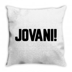 jovani for light Throw Pillow | Artistshot