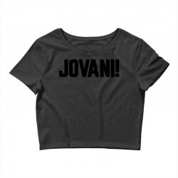 jovani for light Crop Top | Artistshot