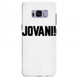 jovani for light Samsung Galaxy S8 Plus Case | Artistshot