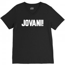 jovani for dark V-Neck Tee | Artistshot