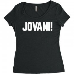jovani for dark Women's Triblend Scoop T-shirt | Artistshot