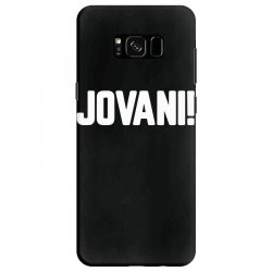 jovani for dark Samsung Galaxy S8 Case | Artistshot