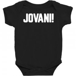 jovani for dark Baby Bodysuit | Artistshot
