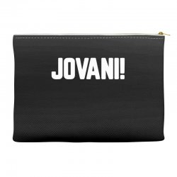 jovani for dark Accessory Pouches | Artistshot