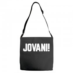 jovani for dark Adjustable Strap Totes | Artistshot