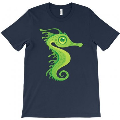Leafy Sea Dragon Seahorse T-shirt Designed By Fizzgig