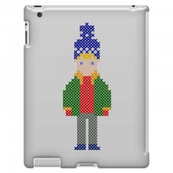 ugly home alone kevin iPad 3 and 4 Case | Artistshot