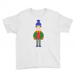 ugly home alone kevin Youth Tee | Artistshot