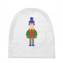 ugly home alone kevin Baby Beanies | Artistshot