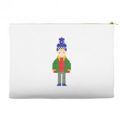 ugly home alone kevin Accessory Pouches | Artistshot