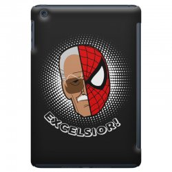 stan lee spiderman excelsior for dark iPad Mini | Artistshot