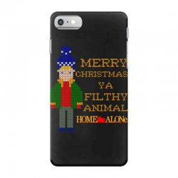 merry christmas ya filthy animal home alone iPhone 7 Case | Artistshot