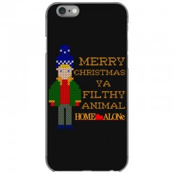 merry christmas ya filthy animal home alone iPhone 6/6s Case | Artistshot