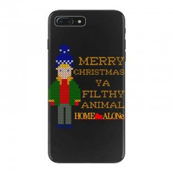 merry christmas ya filthy animal home alone iPhone 7 Plus Case | Artistshot