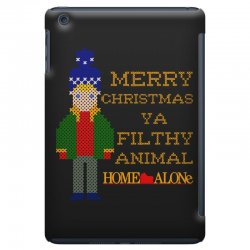 merry christmas ya filthy animal home alone iPad Mini Case | Artistshot