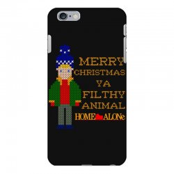 merry christmas ya filthy animal home alone iPhone 6 Plus/6s Plus Case | Artistshot