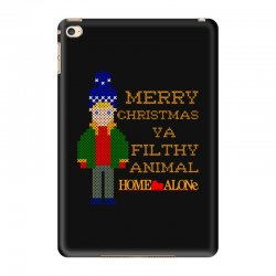 merry christmas ya filthy animal home alone iPad Mini 4 Case | Artistshot