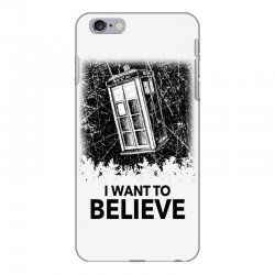 i want to believe tardis for light iPhone 6 Plus/6s Plus Case | Artistshot