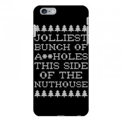 jolliest bunch of assholes this side if the nuthouse for dark iPhone 6 Plus/6s Plus Case | Artistshot