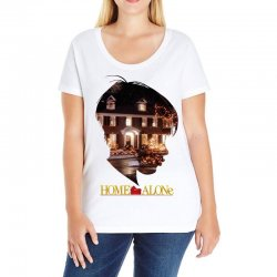 home alone Ladies Curvy T-Shirt | Artistshot