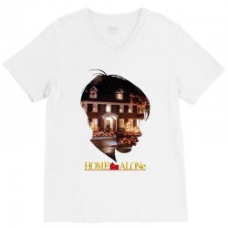 home alone V-Neck Tee | Artistshot
