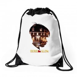 home alone Drawstring Bags | Artistshot