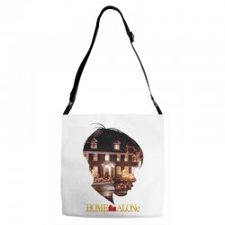 home alone Adjustable Strap Totes | Artistshot