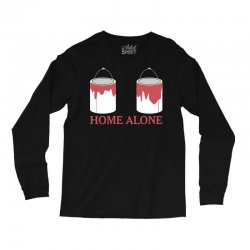 home alone paint can Long Sleeve Shirts | Artistshot