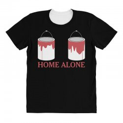 home alone paint can All Over Women's T-shirt | Artistshot
