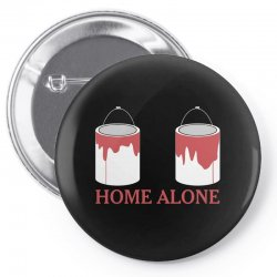 home alone paint can Pin-back button | Artistshot