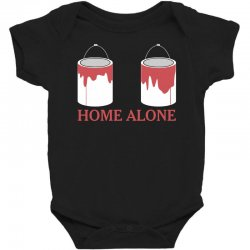 home alone paint can Baby Bodysuit | Artistshot