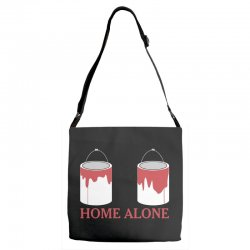 home alone paint can Adjustable Strap Totes | Artistshot