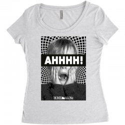 home alone kevin ahh Women's Triblend Scoop T-shirt | Artistshot
