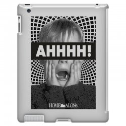 home alone kevin ahh iPad 3 and 4 Case | Artistshot