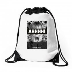 home alone kevin ahh Drawstring Bags | Artistshot